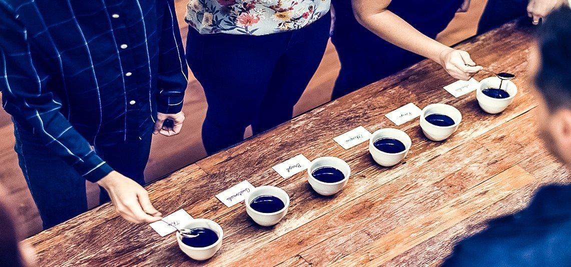 Cata, cata de café, como reconocer un buen cafe, taza de café, café café, café ecológico