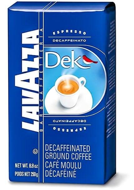 cafe lavazza, gran coffee, cafe descafeinado lactancia, descafeinado, lavazza dek, cafe lavazza dek, cafe lavazza dek descafeinado
